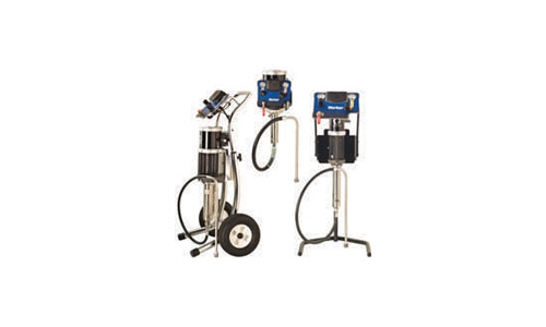 Graco Merkur Piston Pump Packages Spray Paint Equipment